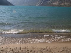 sandy beach by <b>serge_kraeutle</b> ( a Panoramio image )