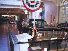 JFK Presidential Limousine, Henry Ford Museum, Dearborn by <b>John Goodall</b> ( a Panoramio image )