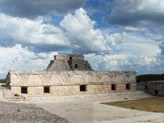 Uxmal, Yucatan by <b>RS-Camaleon</b> ( a Panoramio image )