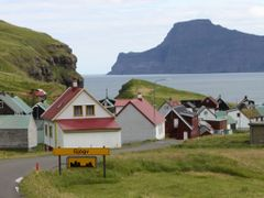 Gjogv, Faroe Islands by <b>OskarH</b> ( a Panoramio image )