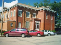 Kidder County Courthouse, Steele, ND #1 by <b>matchboxND</b> ( a Panoramio image )