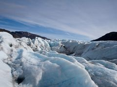 Crossing Kuussuup Sermia - on the glacier 4 by <b>marcus_weidler</b> ( a Panoramio image )