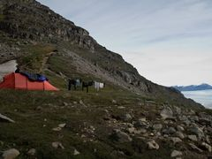 The first camp in Johan Dahl Land 2 by <b>marcus_weidler</b> ( a Panoramio image )