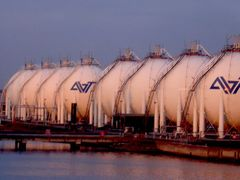 antwerp gas terminal by <b>francesco de crescenzo</b> ( a Panoramio image )