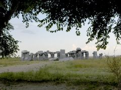 Carhenge - Alliance, Neb. 7-2005 by <b>TGrier</b> ( a Panoramio image )