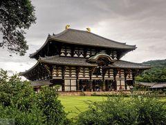 Todai-ji by <b>Michael Braxenthaler</b> ( a Panoramio image )