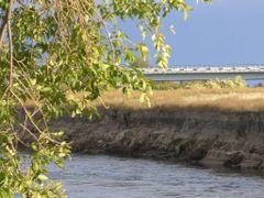 Протока Шарбаготайская by <b>DrThorn</b> ( a Panoramio image )