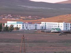 University of Technology and Scientific by <b>I love Darhan</b> ( a Panoramio image )