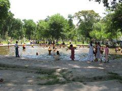 Kokand, city park by <b>igor_alay</b> ( a Panoramio image )