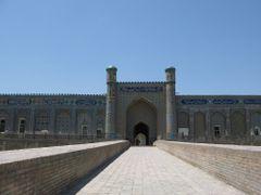 Kokand, Khudoyar-khan palace by <b>igor_alay</b> ( a Panoramio image )