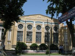 Kokand, Russian-Asia bank 1910 by <b>igor_alay</b> ( a Panoramio image )