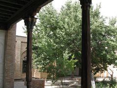 Kokand, Khudoyar-khan museum by <b>igor_alay</b> ( a Panoramio image )