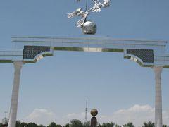 Tashkent, Liberty Place by <b>igor_alay</b> ( a Panoramio image )