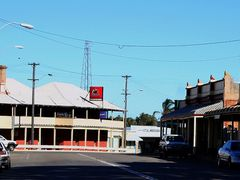 Northampton, Western Australia - Main Street by <b>Peter Connolly</b> ( a Panoramio image )