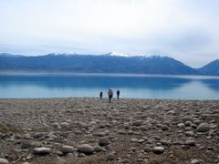 Toktogul Resevoir by <b>Philip C Johnson</b> ( a Panoramio image )