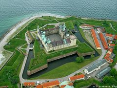 Kronborg, Aerial by <b>H. C. Steensen</b> ( a Panoramio image )