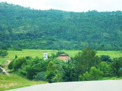 Iglesia cerca de Ojo de Agua by <b>johnsatriani</b> ( a Panoramio image )