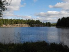 Orken Lake near Dragsnas by <b>Marsman</b> ( a Panoramio image )