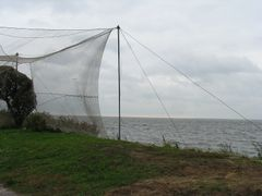 Net in Ventes horn by <b>Antanas Kairys</b> ( a Panoramio image )