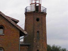 Lighthouse of Vente by <b>Antanas Kairys</b> ( a Panoramio image )