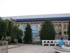 Fergana, airport by <b>igor_alay</b> ( a Panoramio image )