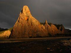 Bojoo rock by <b>L.Elbegzaya</b> ( a Panoramio image )