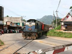 Gampola railway crossing (pb) by <b>peter biewald</b> ( a Panoramio image )