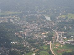 view from Ambuluwawa (pb) by <b>peter biewald</b> ( a Panoramio image )