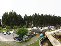 Parqueadero Catedral de Sal by <b>Miguel A. Gonzalez S.</b> ( a Panoramio image )