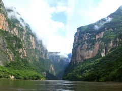 Canon del Sumidero, Chiapas by <b>RS-Camaleon</b> ( a Panoramio image )