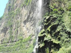 Falls of the Christmas Tree - Sumidero Canyon - Chiapas - Mexico by <b>diego_cue</b> ( a Panoramio image )