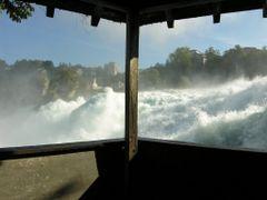 Rheinfall by <b>Jarai Andrasne</b> ( a Panoramio image )