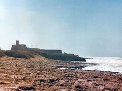 Libya: Tukrah (Tocra) - The Turkish Fortress (1981) by <b>Maciejk</b> ( a Panoramio image )