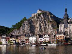 Dinant / Meuse (Maas) - Belgium by <b>AustrianAviationArt</b> ( a Panoramio image )
