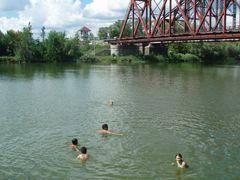 Чугунный мост by <b>Natsss</b> ( a Panoramio image )