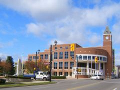 Bramton Civic Centre by <b>sherrybrandy</b> ( a Panoramio image )