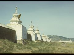 Kharkhorin Erdene Zuu Monastry by <b>edgar181944</b> ( a Panoramio image )