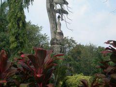Sala Keo Kou Tempel in Nong Khai. by <b>leifka.dk</b> ( a Panoramio image )
