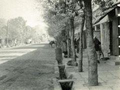 "Qala-e-Naw. Калай-Нау. Центральная ""дуканная"" улица. 1987 by <b>Сургуль</b> ( a Panoramio image )"