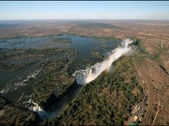 Victoria Falls (helicopter) - 1 by <b>OxyPhoto.ru - O x y</b> ( a Panoramio image )