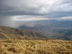 La llajta (Cochabamba) desde la cordillera oriental by <b>Jaime Caviedes</b> ( a Panoramio image )