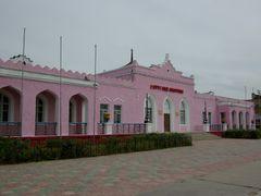 Duty Free Shop, Suhbaatar station, Selenge by <b>SangJoon.Kim</b> ( a Panoramio image )