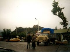 Akhalsikhe bus station by <b>sunmaya</b> ( a Panoramio image )