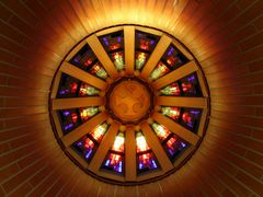 Christ The King Catholic Church, North Rocks: The Crown in the r by <b>Ian Stehbens</b> ( a Panoramio image )