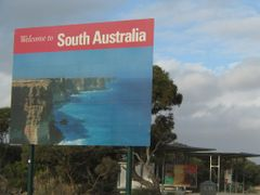 Welcome to South Australia by <b>Wibo Hoekstra</b> ( a Panoramio image )