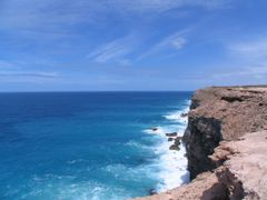 Wide-angle: perfect blue Bight by <b>Wibo Hoekstra</b> ( a Panoramio image )