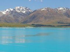 Panorama Lake Tekapo by <b>Coert</b> ( a Panoramio image )