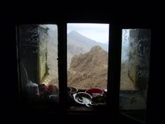 Вид из хижины на массиве Парау (Ghar Parau) by <b>Aleksey Gunko</b> ( a Panoramio image )