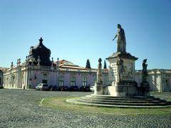 Queluz -Palacio 1 by <b>millotaurus</b> ( a Panoramio image )