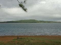 Mare Aux Vacoas - water reservoir by <b>Jan Madaras - outland</b> ( a Panoramio image )